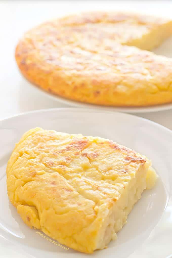 Tortilla or Spanish Omelette