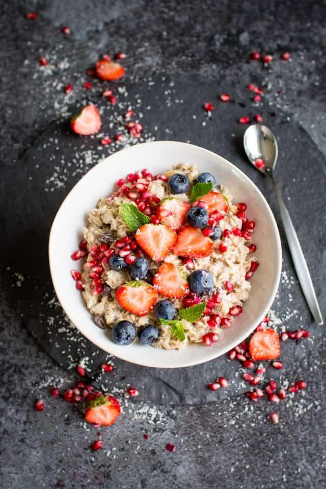 Bircher Muesli (Ultimate Breakfast Prep!)