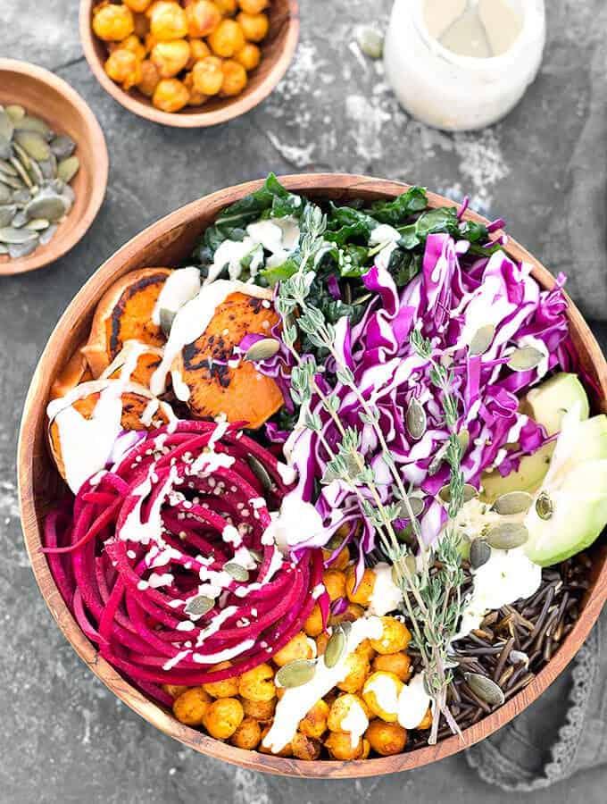 Nourishing Buddha Bowl