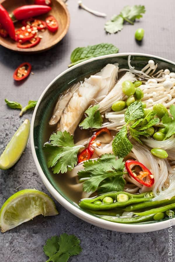 Pho Soup Recipe