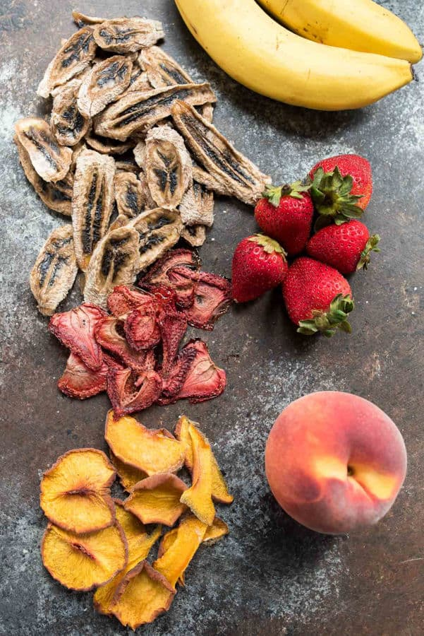 Simple Homemade Dried Fruit