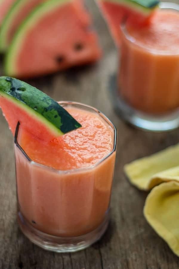 Simple Melon Smoothie