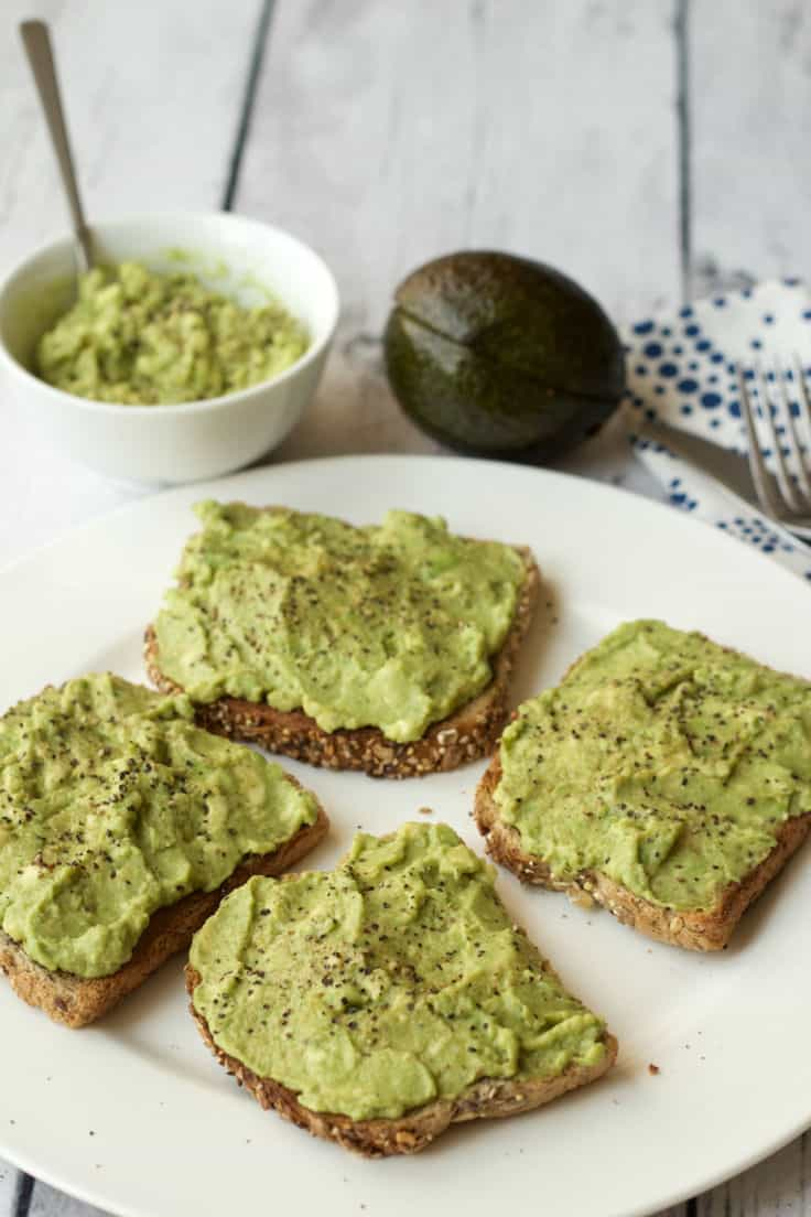 The Best Avocado Toast Recipe
