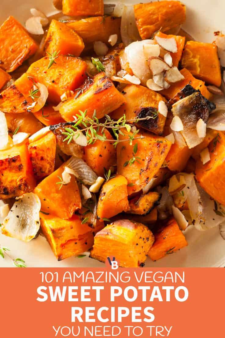 101 Amazing Vegan Sweet Potato Recipes You Need to Try
