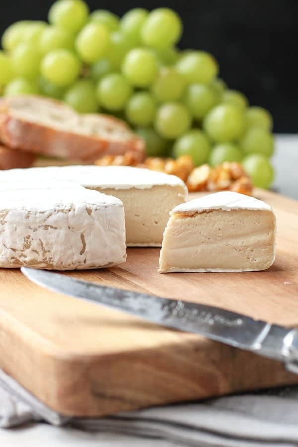 Aged Camembert Cheese