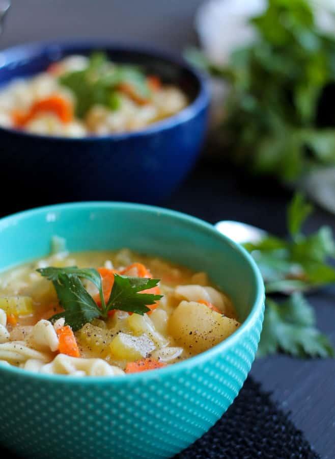Classic Noodle Soup