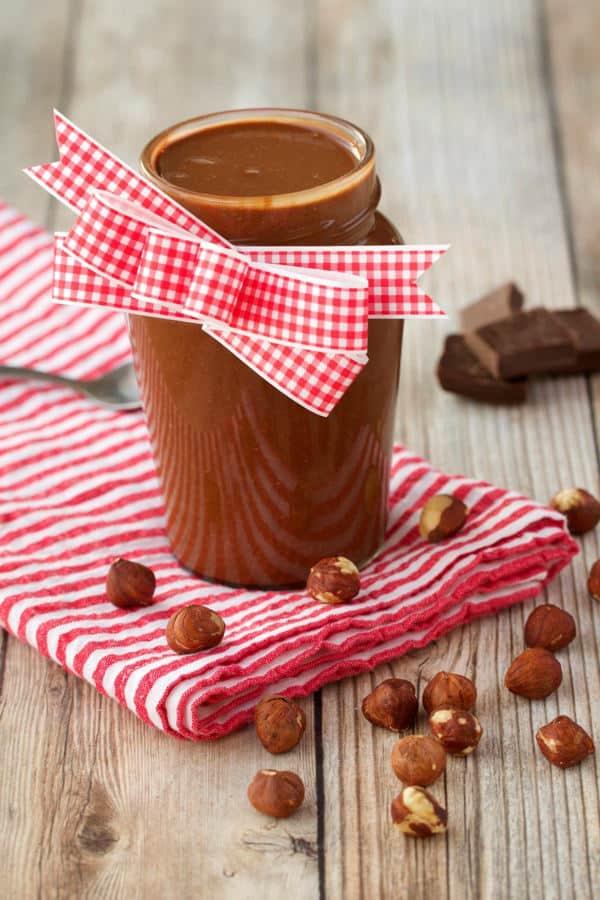 Easy 3-Ingredient Nutella