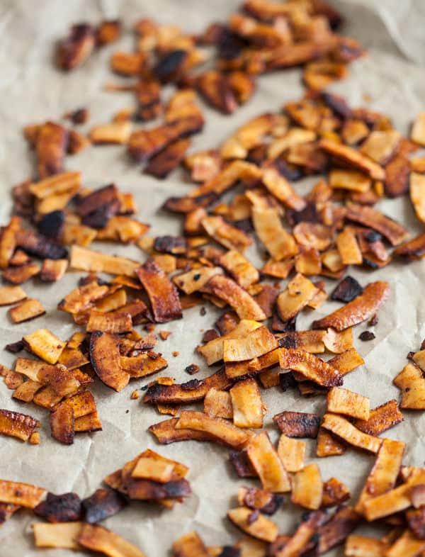Easy Coconut Bacon