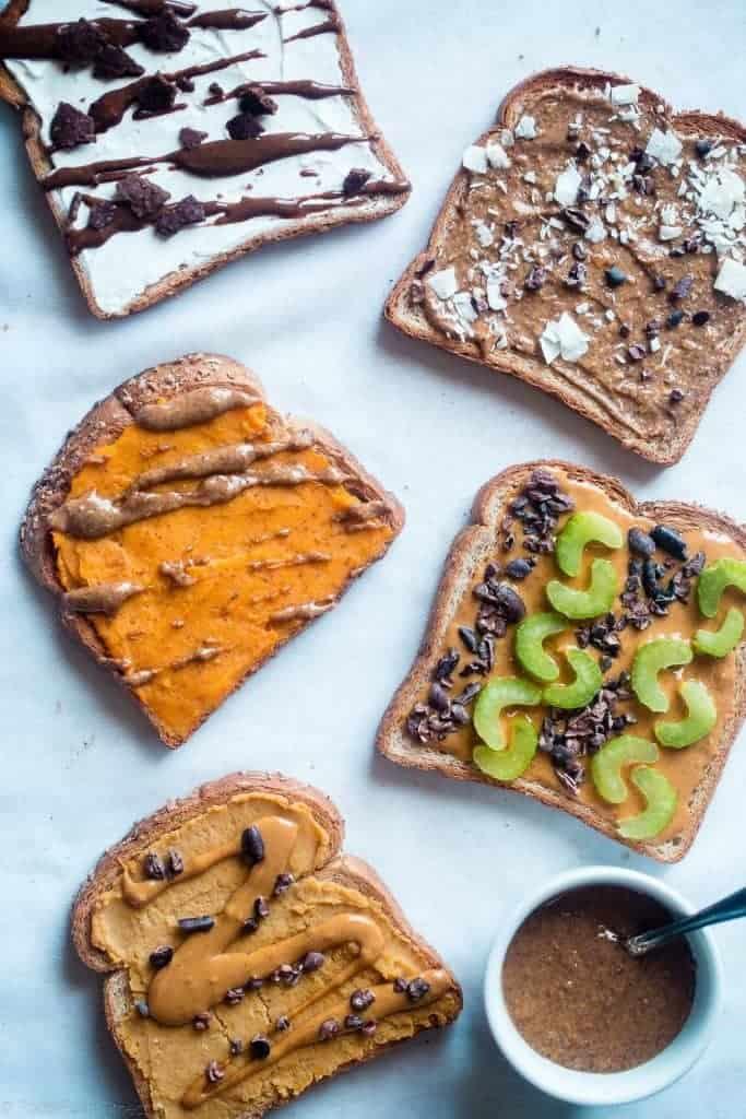 Easy Cookie Dough Toast