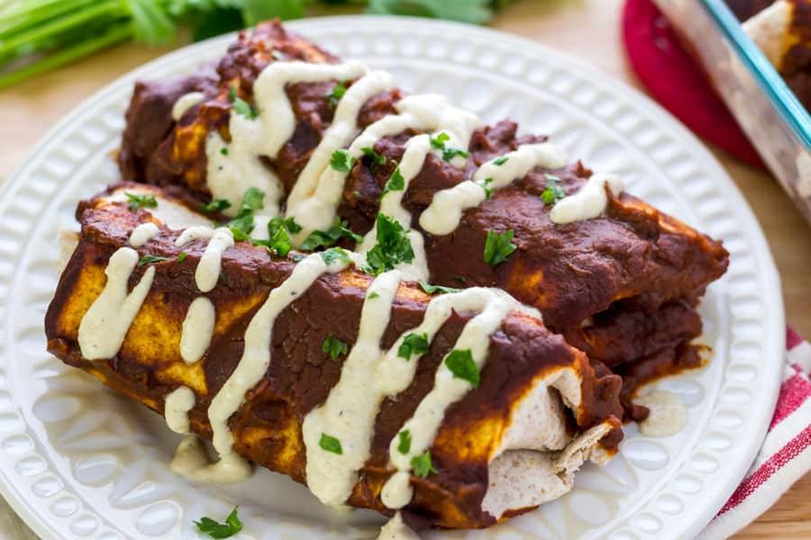 Easy Enchilada