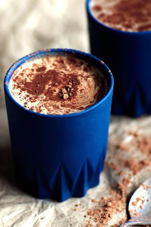 Happy Hormones Hot Chocolate