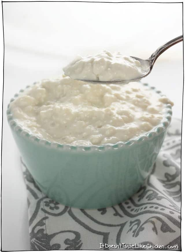 Quick and Easy Cottage Cheese