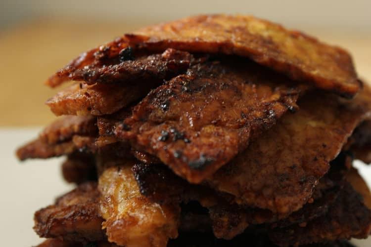 Smoky Tempeh Bacon