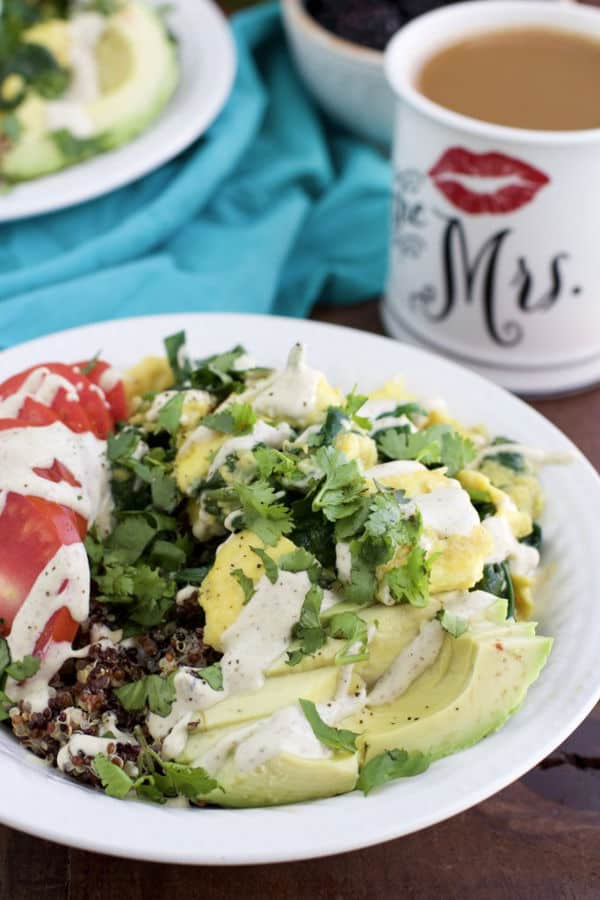 The Best Healthy Breakfast Bowl