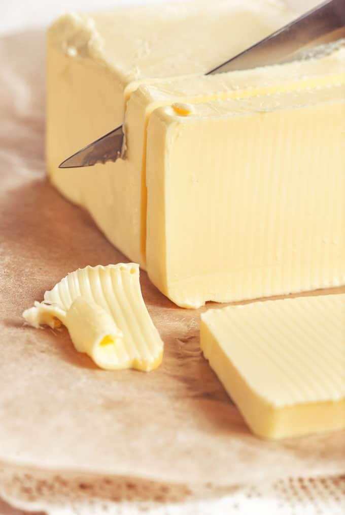 Vegan Butter with Cashew Milk