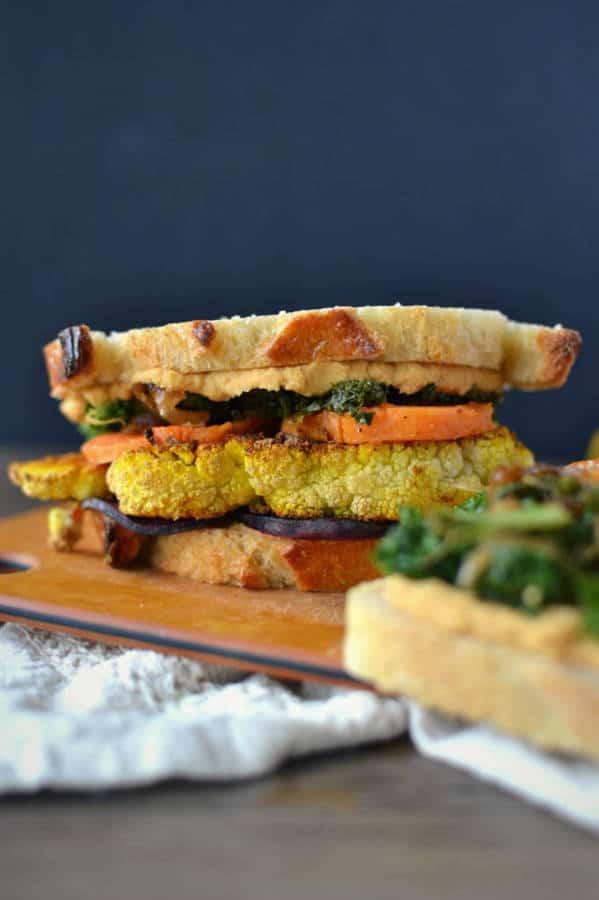 Winter Sandwich