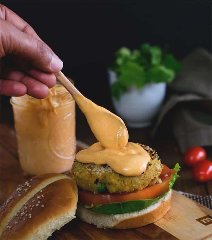 Killer Burger Sauce (3 Ingredients)