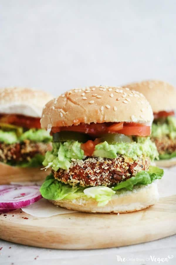 Mexican Burger Recipe (Gluten-Free)