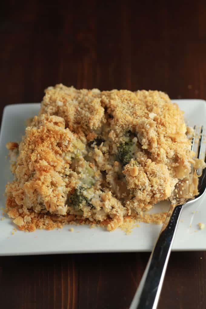 Broccoli Quinoa Casserole