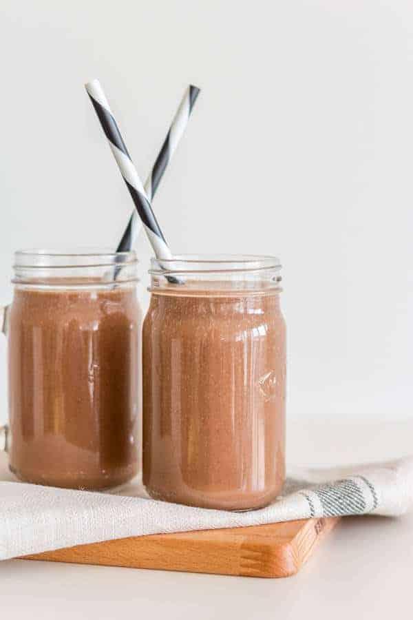 Cinnamon Chocolate Smoothie