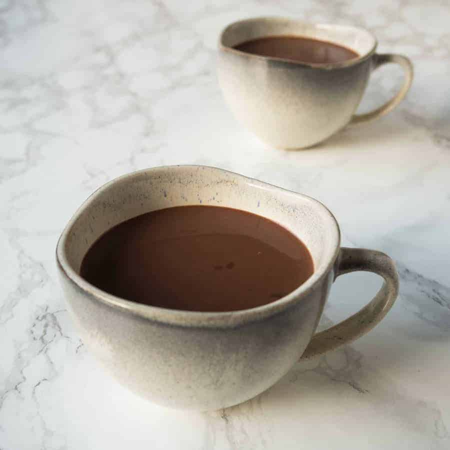 Easy and Delicious Vegan Hot Chocolate