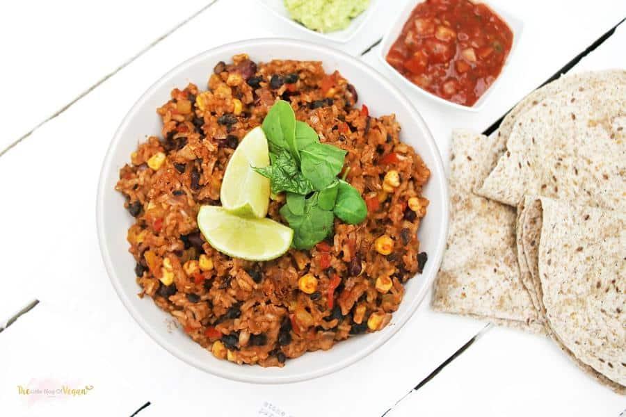 Mexican Bean Rice