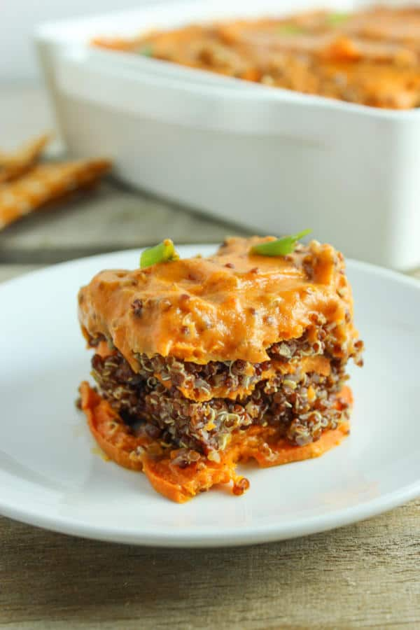 Spicy Sweet Potato Casserole