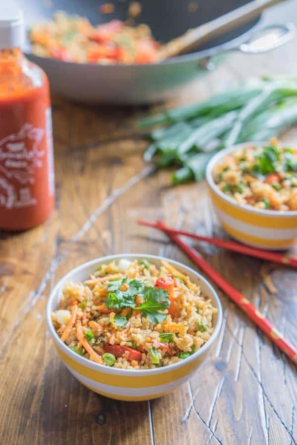 The Best Vegan Fried Rice