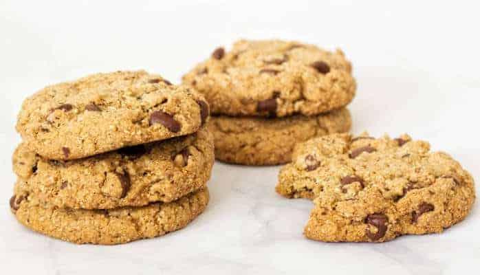 Tigernut Chocolate Chip Cookies (Gluten-Free)