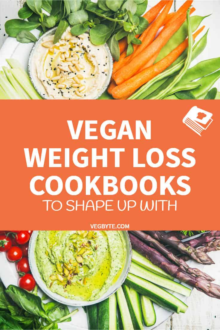 Vegan Weight Loss Cookbooks to Shape up With