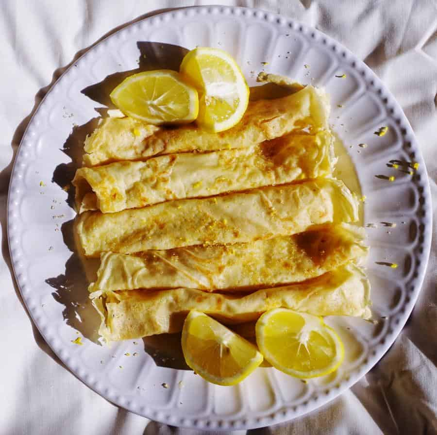 English Style Pancakes