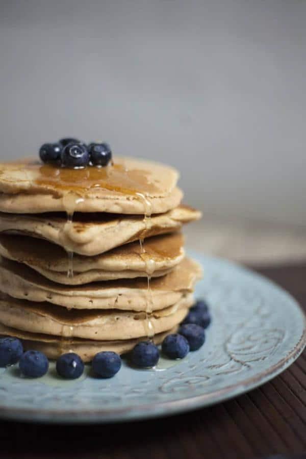 Fluffy Protein Pancakes (Gluten-Free)
