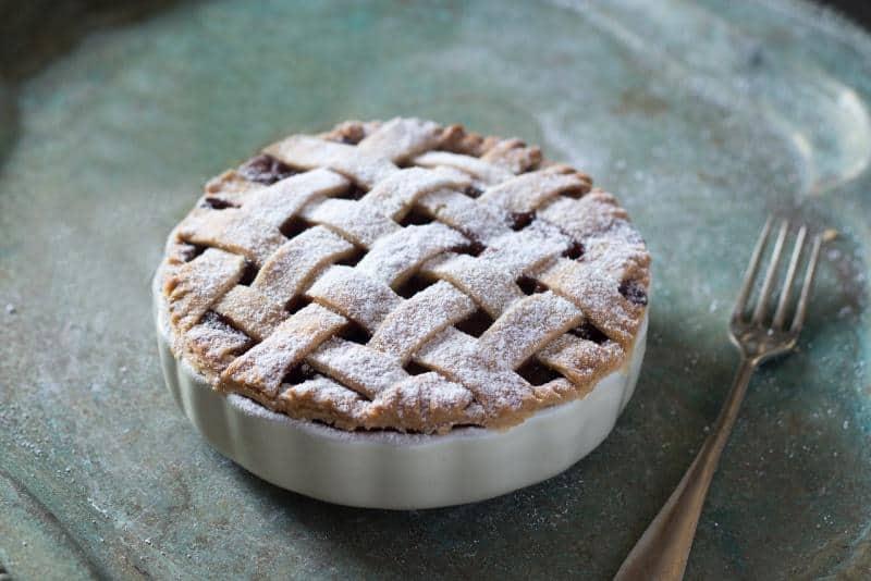 Lattice Apple Pie