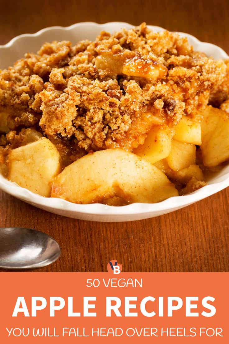 50 Vegan Apple Recipes You Will Fall Head over Heels For