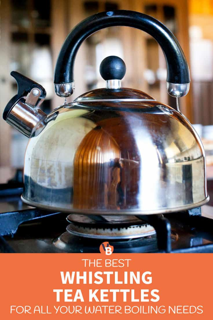 Best Whistling Tea Kettles for All Your Water Boiling Needs